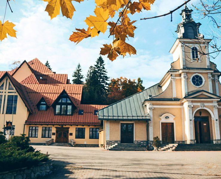 Kościół OO Jezuitów na Górce