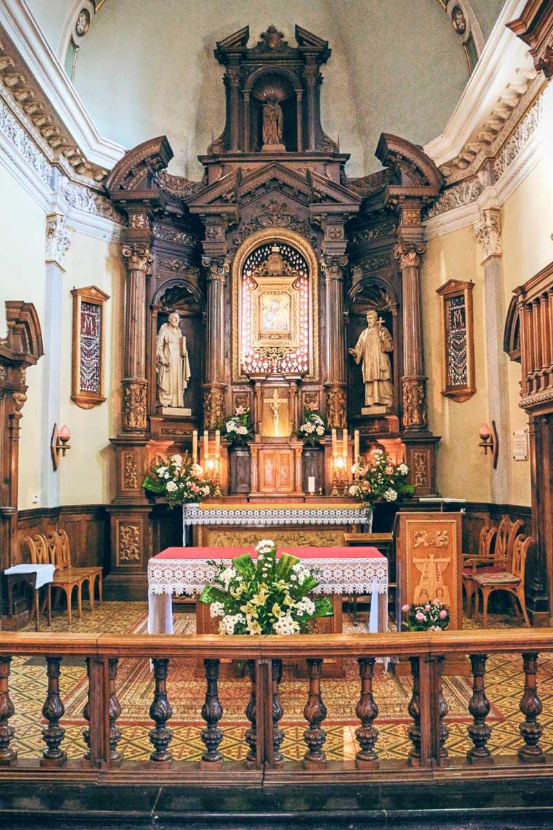 Kościół-OO-Jezuitów-na-Górce-ołtarz