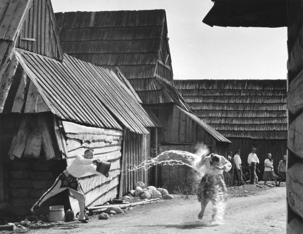 Lany poniedzialek w Zakopanem