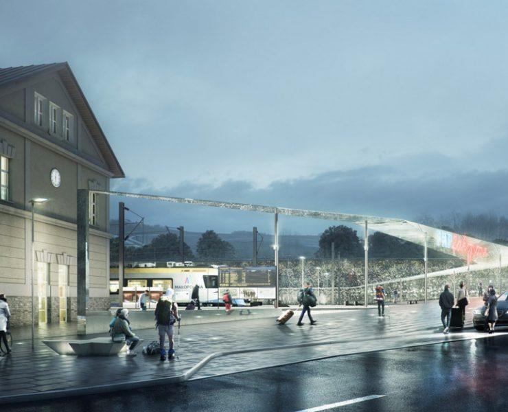 Rewitalizacja Dworca Kolejowego w Zakopanem