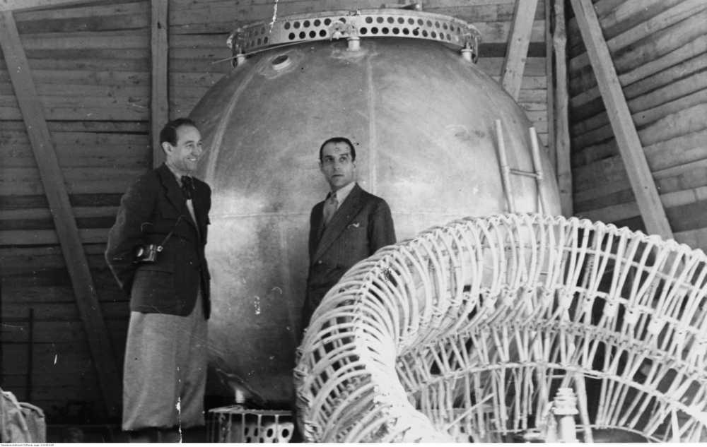 Próba lotu balonem z Chochołowskiej do stratosfery