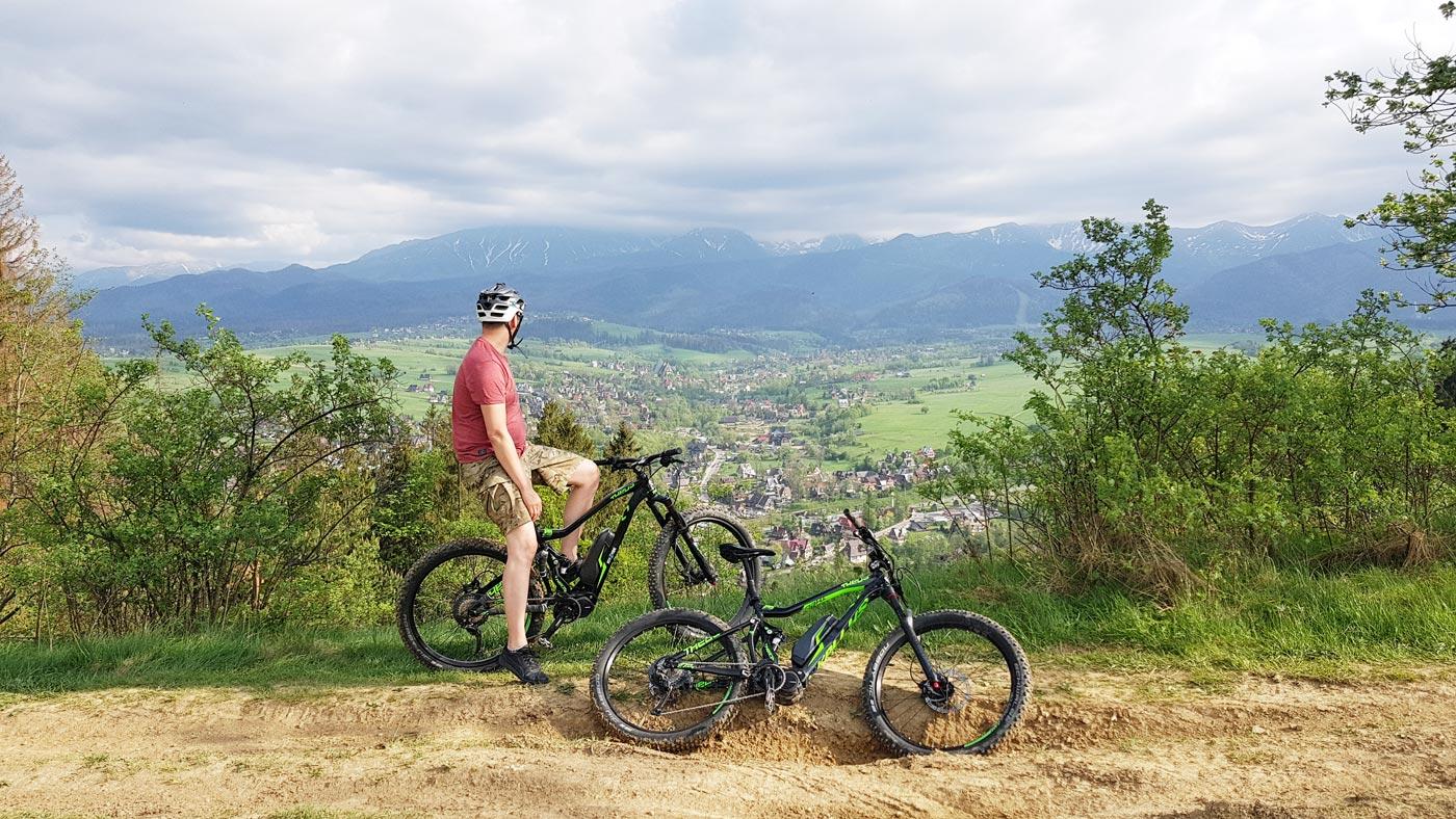 E-Bike Zakopane - gdzie pożyczyć i jeździć na Podhalu