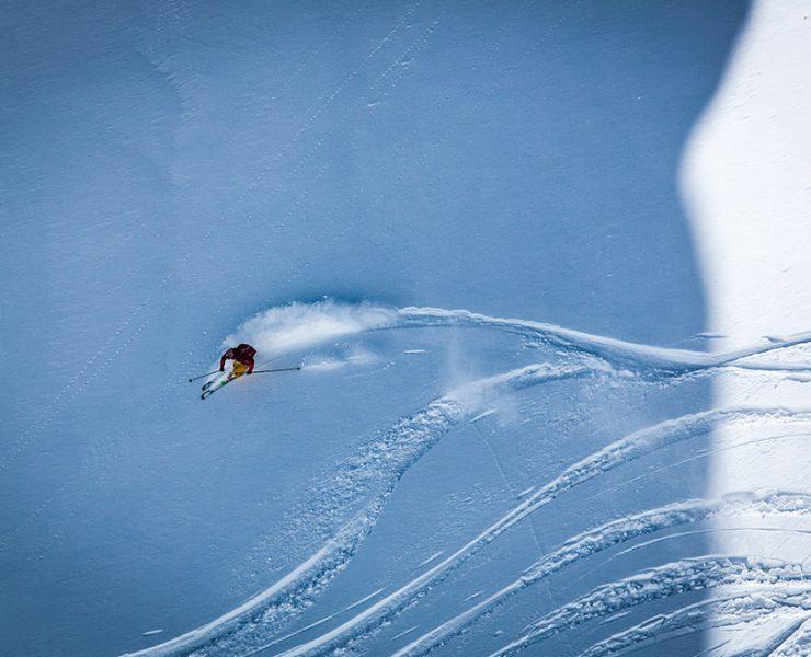 Skitouring - trasy z najprzyjemniejszym zjazdem 1
