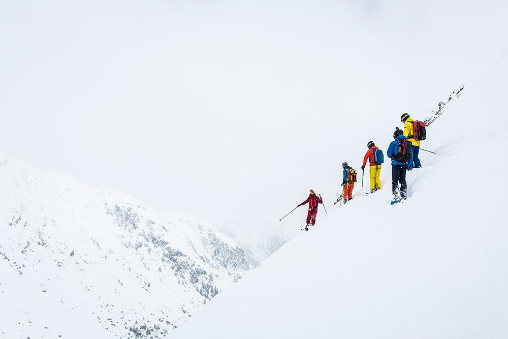 Skitouring - trasy z najprzyjemniejszym zjazdem 2