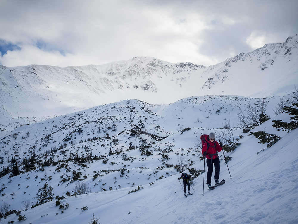 Skitouring - trasy z najprzyjemniejszym zjazdem 3