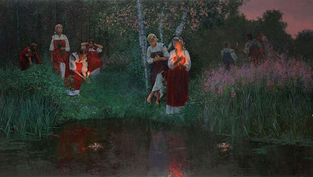 Tradycje nocy świętojańskiej na Podhalu