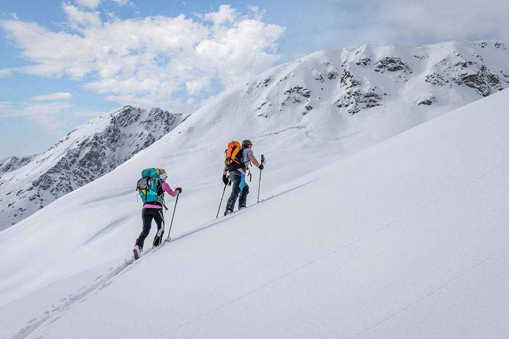 Trzy kwietniowe wycieczki skiturowe