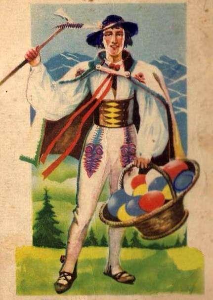 Wielkanoc na Podhalu - tradycyjne święcenie pokarmów