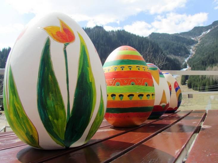 Zawody o Wielkanocne Jajo na Kalatówkach 10