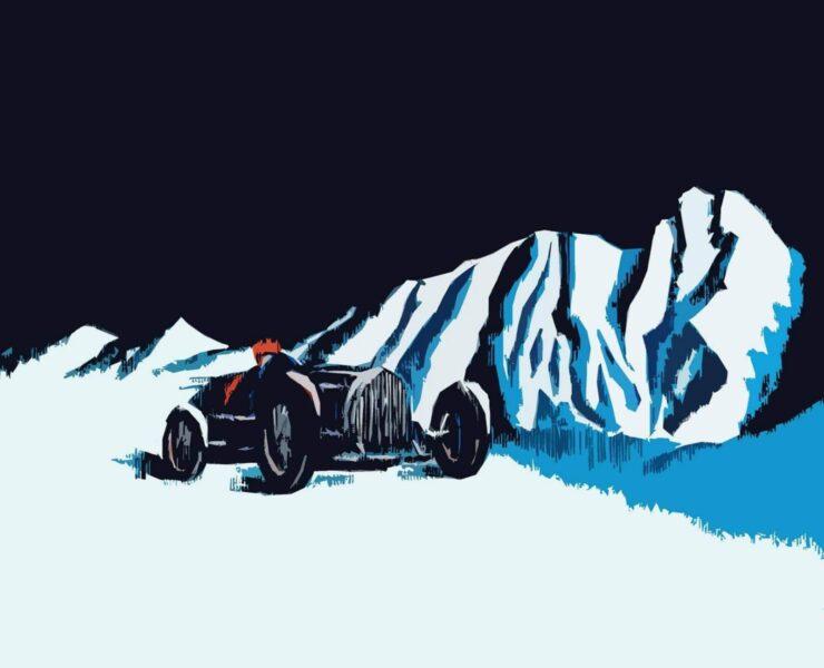 Justyna Mirowska Wio Bugatti