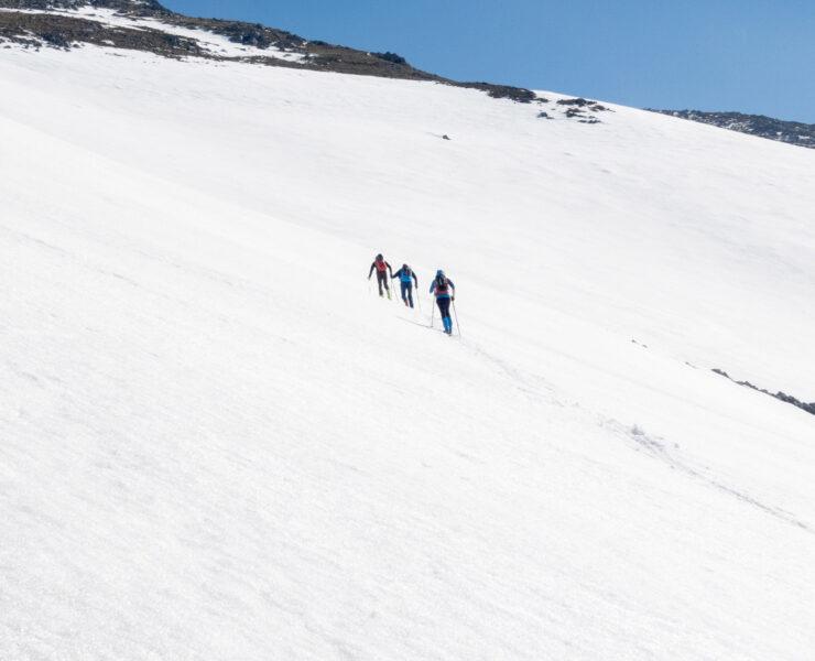 Skitouring wiosną na Podhalu