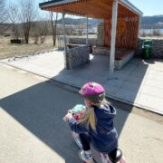 Wiosenna wycieczka nad Czorsztyn