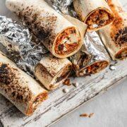 Wiosenne ucztowanie przy Burrito