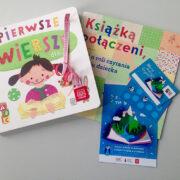 Wyprawki Czytelnicze dla 3-latków czekają w Bibliotekach