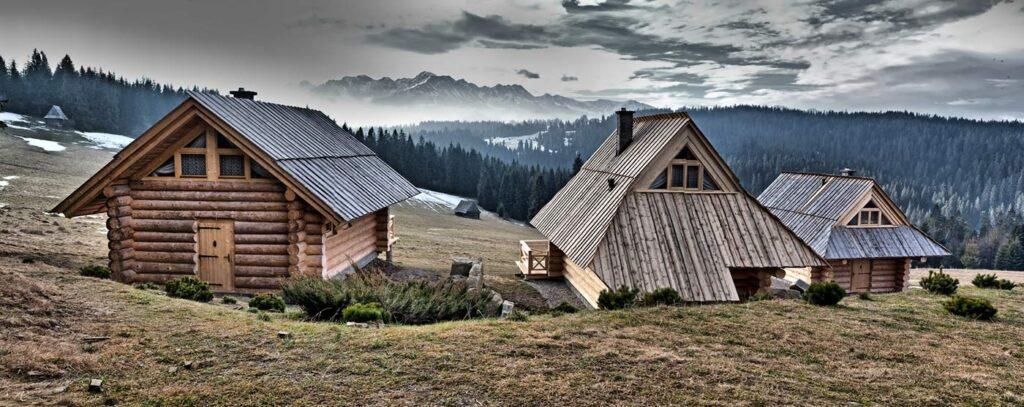 Osada pasterska Szymkówka - folklor, tradycja w nowoczesnej odsłonie