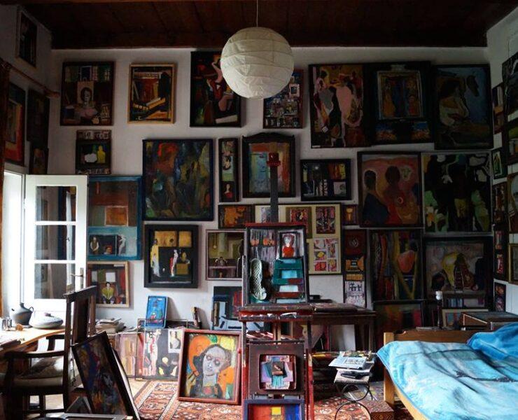Wystawa Andrzeja Słobodzińskiego w zakopiańskim Domu Doktora