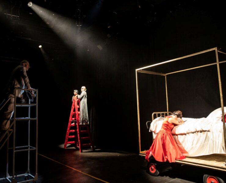 Akt Przerywany - sztuka online Teatru Witkacy w Zakopanem
