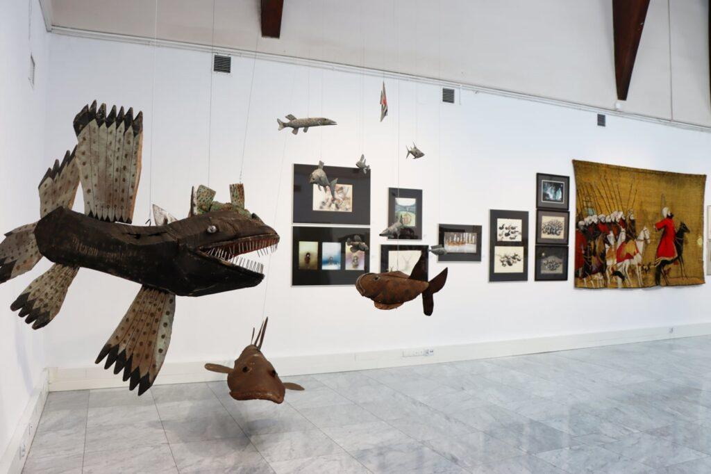 Wystawa Józefa Wilkonia w Miejskiej Galerii Sztuki w Zakopanem