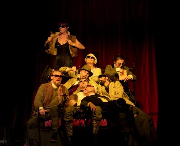 Na Przełeczy - sztuka online Teatru Witkacy w Zakopanem