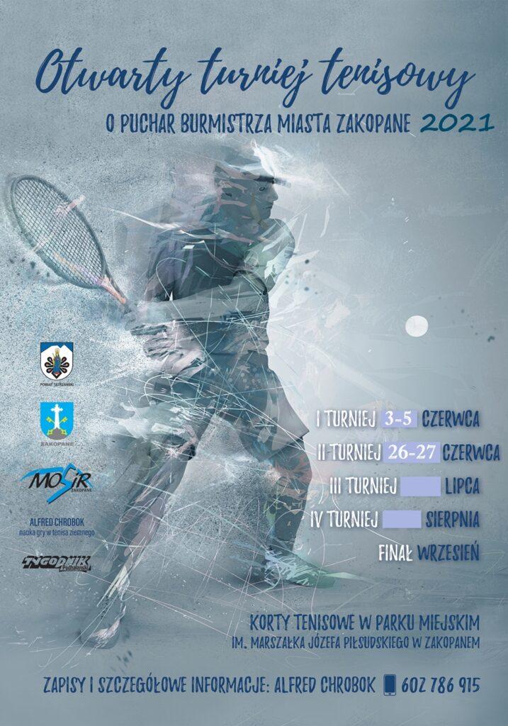 Otwarty turniej tenisa ziemnego w Zakopanem