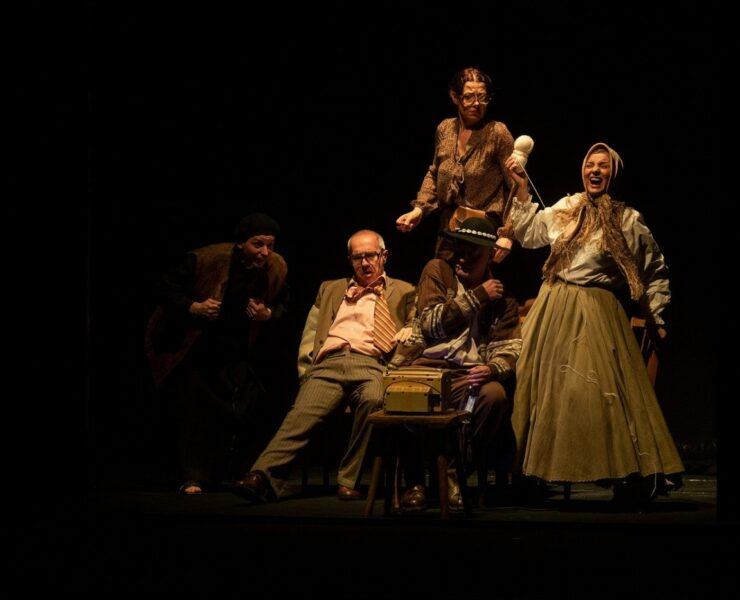 Spiski - Hej! - sztuka online Teatru Witkacy w Zakopanem