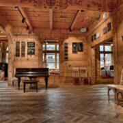 Wystawa Pawła i Krzysztod\fa Karaska w Willi Czerwony Dwór w Zakopanem