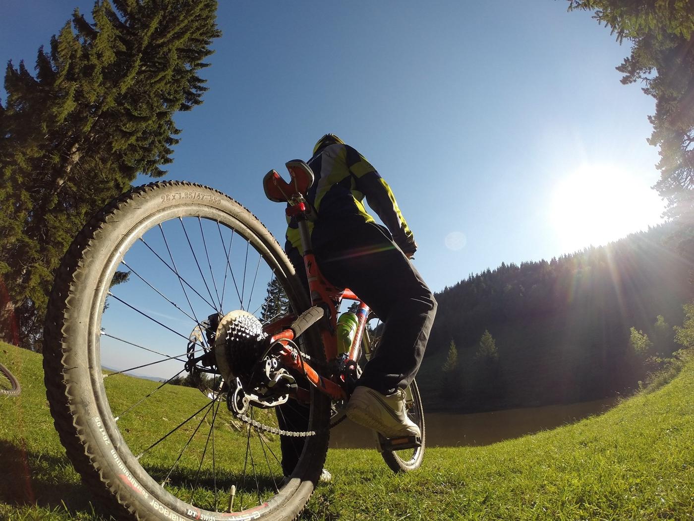 Zawody rowerowe Turbacz XC MTB