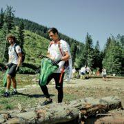 Akcja sprzątania w górach Czyste Tatry 2021