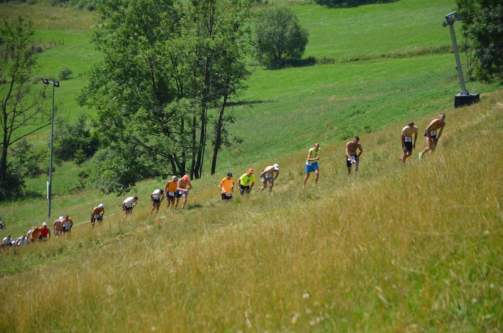 Mistrzostwa Zakopanego w biegach pod górę 2021
