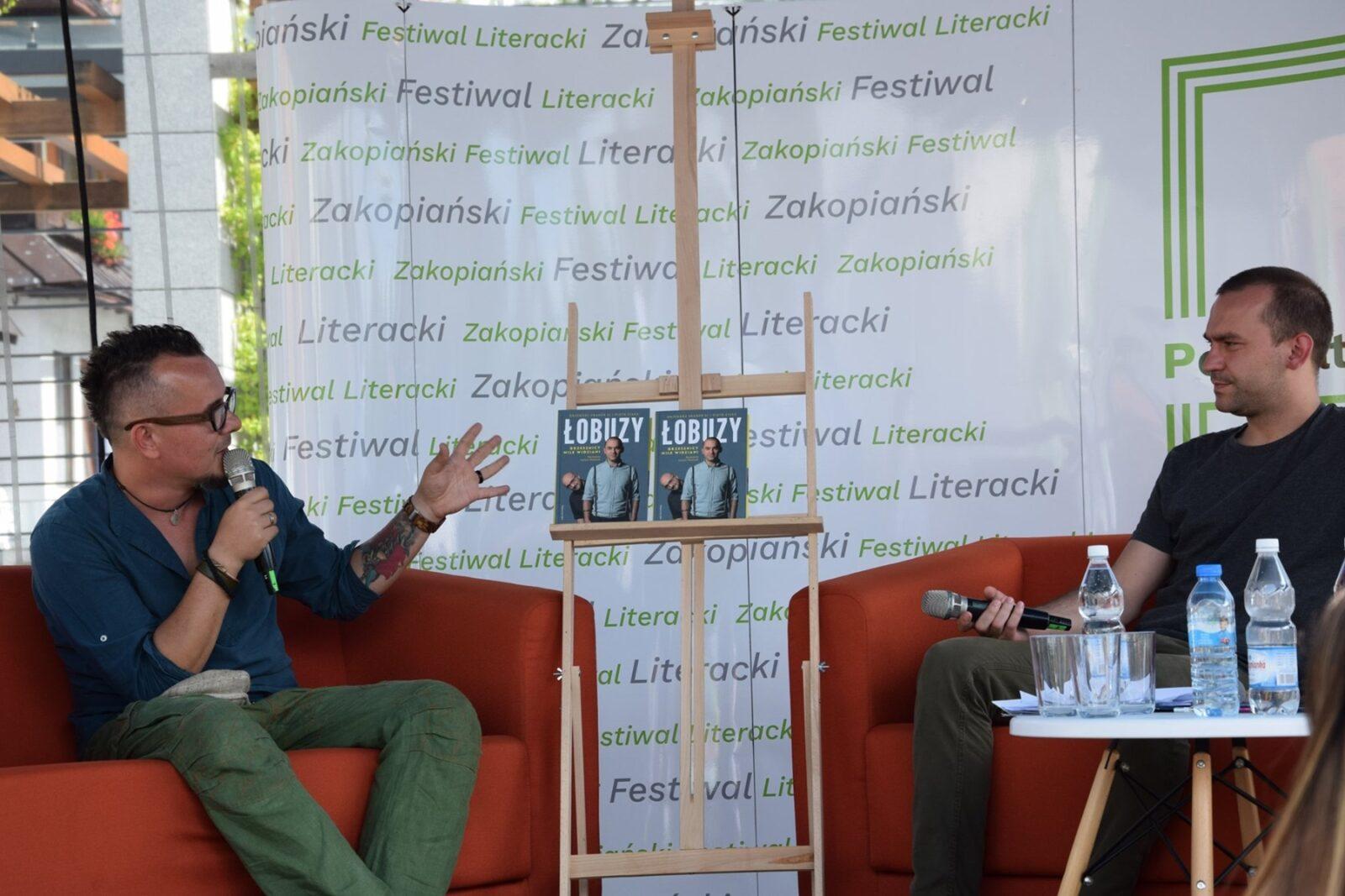 Święto Książki czyli Zakopiański Festiwal Literacki 2021