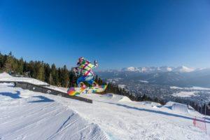 Snowpark Goobaya z najwyższą skocznią w Polsce! 3