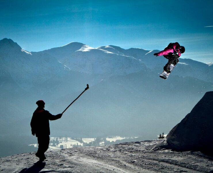 Snowpark Goobaya z najwyższą skocznią w Polsce!