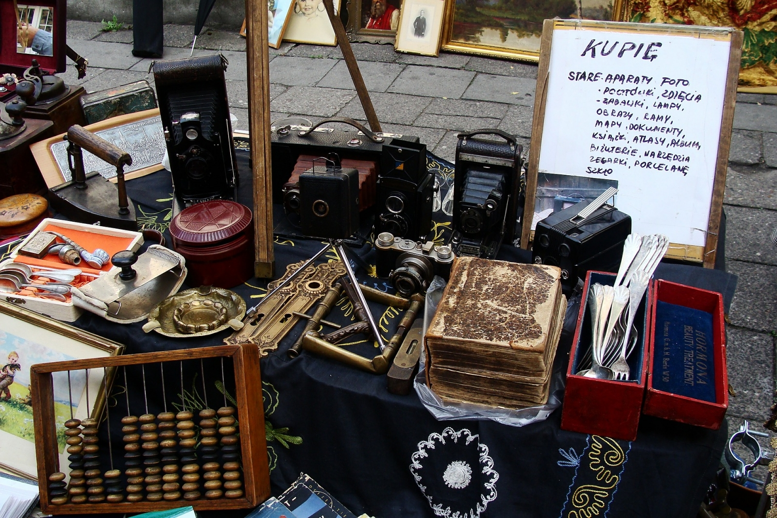 Kolekcjonerskie Targi Staroci w Zakopanem