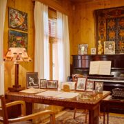 Muzeum Karola Szymanowskiego w willi atma Zakopane
