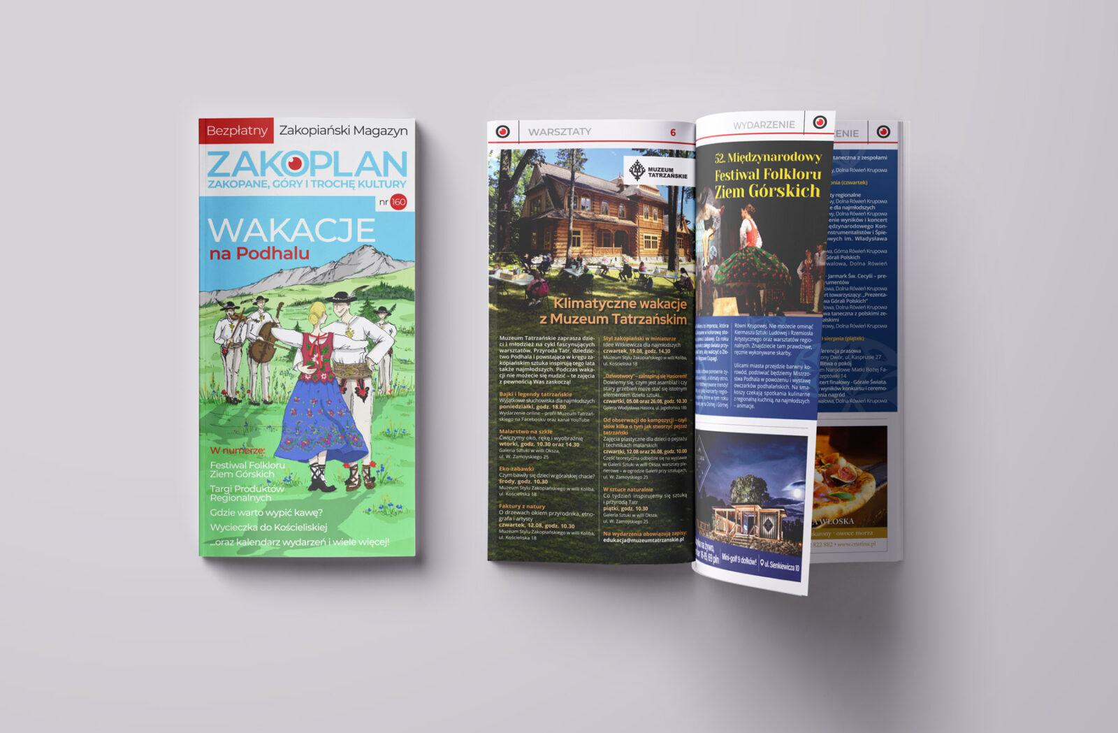 Nowe wydanie Zakoplanu: to się nazywają wakacje w Zakopanem