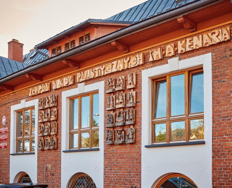 Zespół szkół plastycznych Antoniego Kenara w Zakopanem