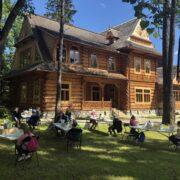 Warsztaty dla dzieci - wakacje z Muzeum Tatrzańskim