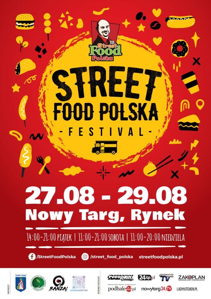 Street food festival w Nowym Targu